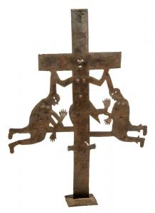 Georges Liautaud (Haitian/Croix-des-Boquets, 1899-1992), sold for $12,500