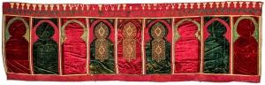 "Lot 437. Antique Moroccan Saf Panel: 5'6"" x 17'6"", 18/19th c."