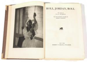 Lot 2. Rare 1st Edition: Roll, Jordan, Roll, Signed/No. 230, Est. $6,000-$8,000